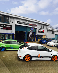 Focus RS Parts