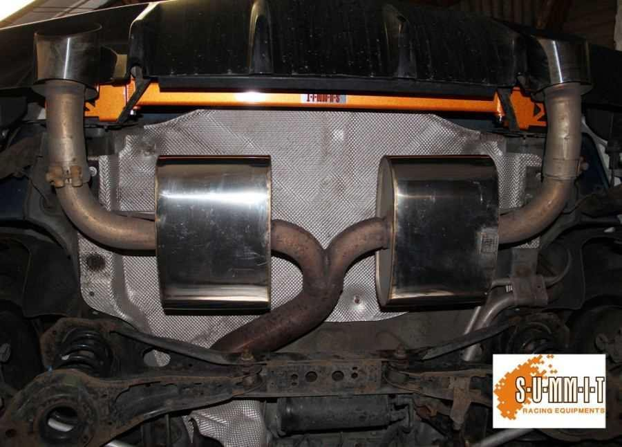 summit focus mk rs st  rear bumper chassis connecting brace scc performance