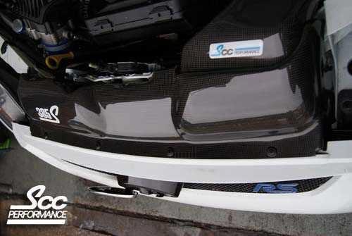 Focus Rs Mk2 Carbon Fibre Slam Panel Cover Scc Performance