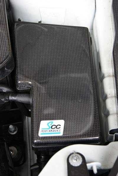 Focus Rs Mk2 Carbon Fibre Fuse Box Cover