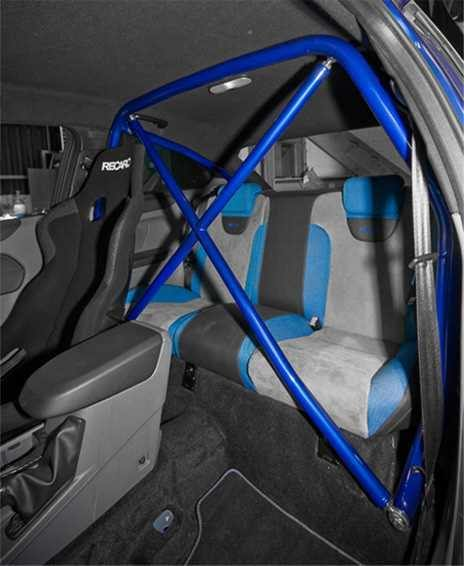 Half Roll Cage Focus Rs Mk2 Scc Performance