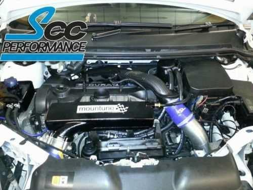 Focus Rs St Mk2 Scc Pro Alloy Breather Kit Scc Performance