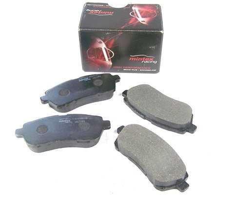 ford fiesta mk7 zetec s mintex 1144 brake pads front scc performance. Black Bedroom Furniture Sets. Home Design Ideas