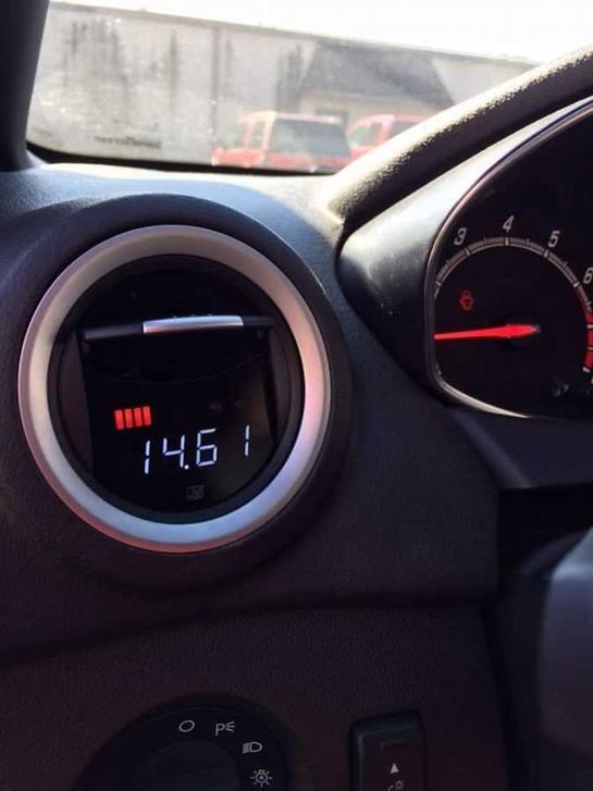 Fiesta Mk7 P3 Gauge Scc Performance