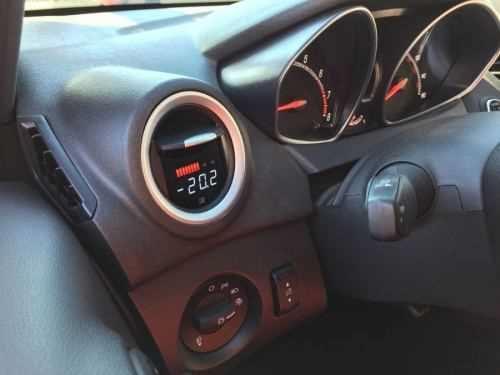 Focus St 0 60 >> Fiesta Mk7 P3 Gauge - SCC Performance