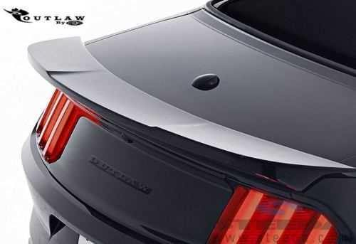 CDC Mustang Outlaw Rear Decklid Spoiler SCC Performance