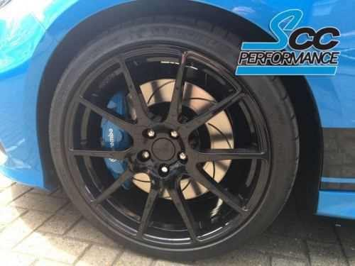 Scc Grooved Front Discs For The Focus Rs Mk3 Scc Performance