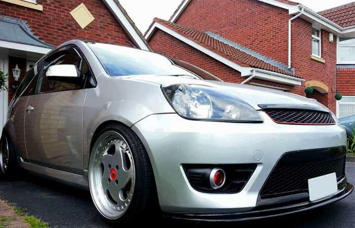 Ford Focus St New Price >> Ford Fiesta ST150 Mk6 Front Splitter - SCC Performance