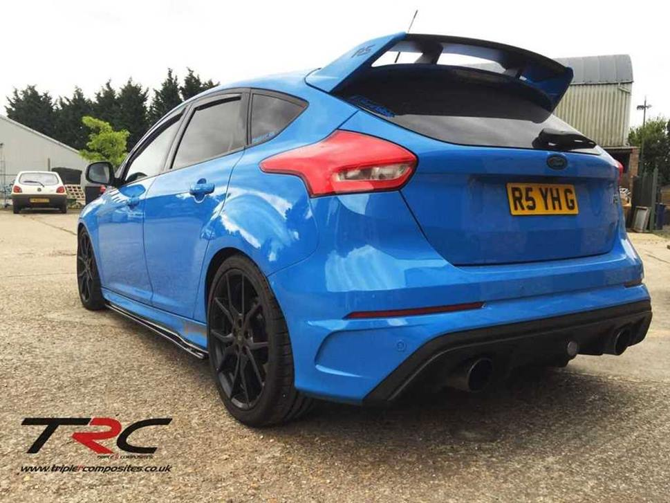 Ford Focus Mk3 Rs Triple R Composites Sideskirt Splitters