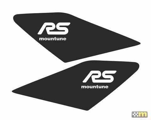 Ford Focus Rs Mk3 Mountune Dynamic Wing Splash Scc Performance