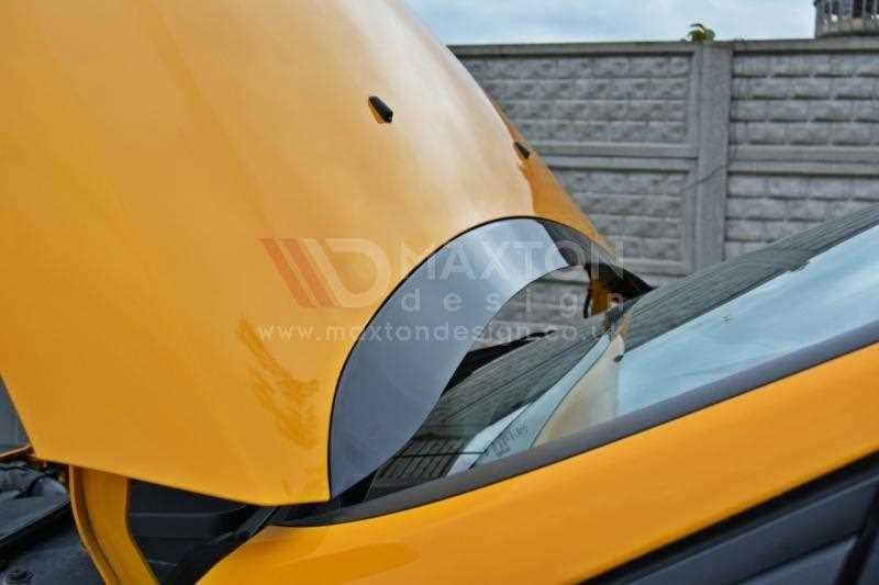 Bonnet Extension Ford Focus Mk3 Preface Lift Scc Performance