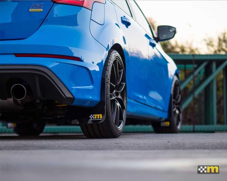 Focus Rs Mk3 Mountune Mud Flaps Scc Performance