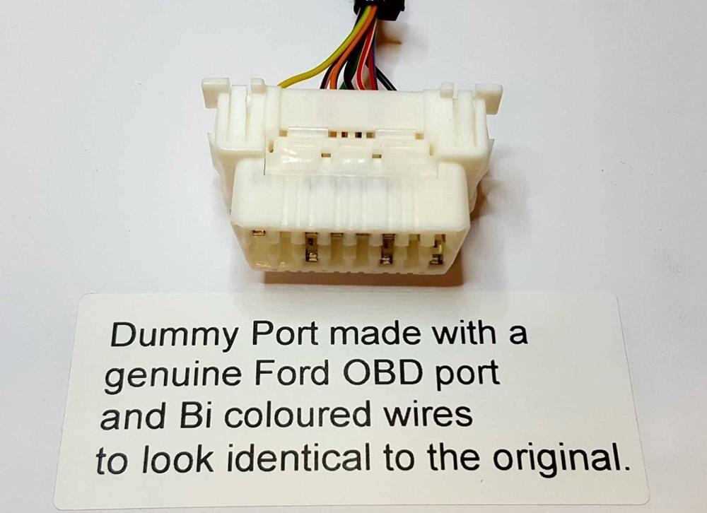 Dummy OBD Port - Plug and Play 5 Min Fit - SCC Performance